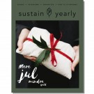 Sustain Yearly Jul livsstilsmagasin om bærekraftig livsstil. Foto: Sustain Daily thumbnail