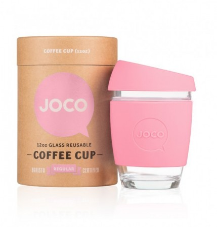 Joco kaffekopp 340 ml, STRAWBERRY PINK
