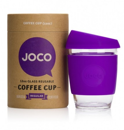 Joco kaffekopp 340 ml, PURPLE