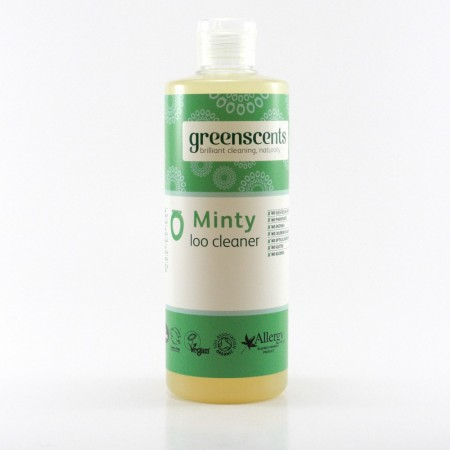Greenscents TOALETTRENS 500 ml - MYNTE