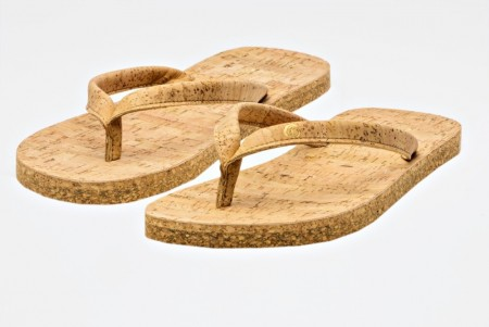 Original Cork Flip-Flops, NATURE, vegansk str. 36-45