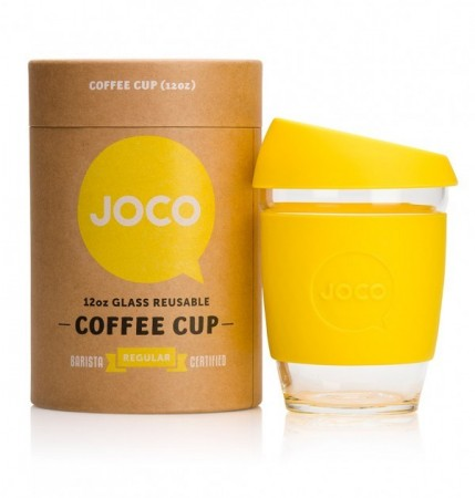 Joco kaffekopp Yellow, 340 ml
