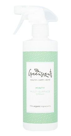 Greenscents MULTIRENGJØRING 500 ml - MYNTE