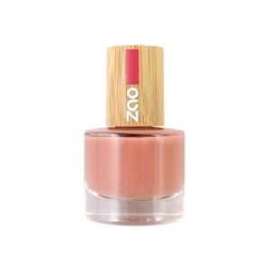 Zao neglelakk 8 ml, 669 BOHEMIAN ORANGE