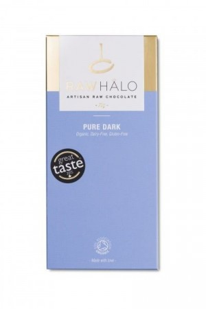 Raw Halo Pure Dark sjokolade