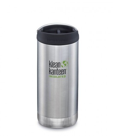 Klean Kanteen INSULATED TKWide 355 ml, BØRSTET STÅL