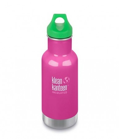 Kid Kanteen INSULATED CLASSIC drikkeflaske 355 ml, WILD ORCHID (utgående farge)