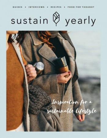 Sustain Yearly livsstilsmagasin, utgave 2 (English / Engelsk)