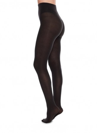 Swedish Stockings strømpebukser - ELSA Premium Tencel Dark Grey 180 denier