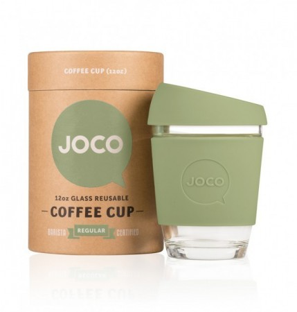 Joco kaffekopp 340 ml, ARMY GREEN