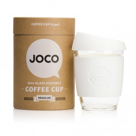 Joco kaffekopp 340 ml, WHITE