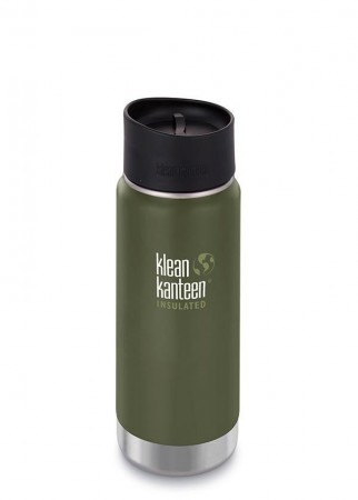 Klean Kanteen INSULATED WIDE 473 ml, FRESH PINE