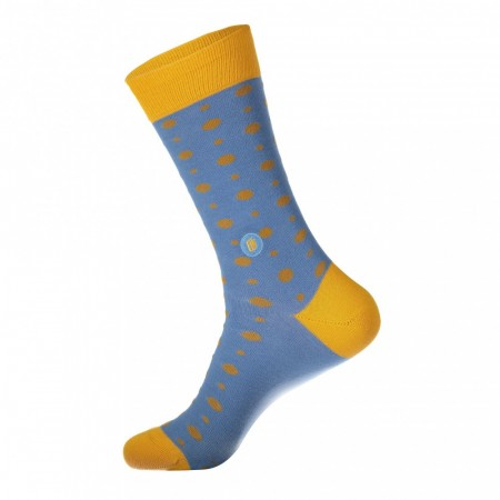 Socks that give books POLKA DOTS (str. 36-40), Conscious Step sokker