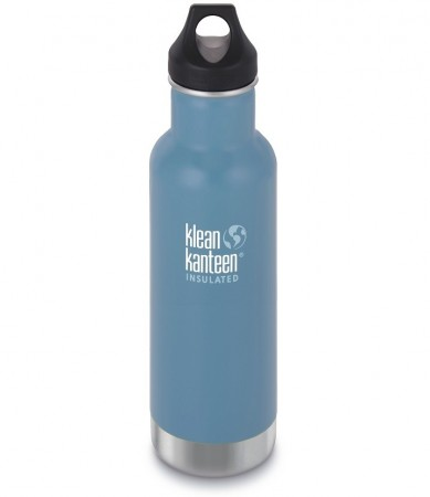 Klean Kanteen Classic Insulated drikkeflaske 592 ml, QUIET STORM