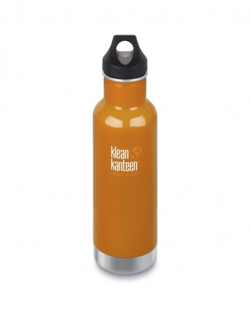 Klean Kanteen INSULATED CLASSIC drikkeflaske 592 ml, CANYON ORANGE