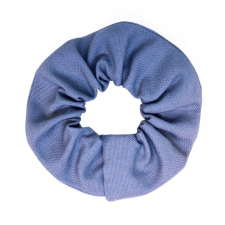 Scrunchie, Light Blue