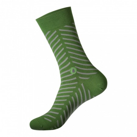 Socks that plant trees LIGHT GREEN (str. 36-40, 41-46), Conscious Step sokker, utsolgt