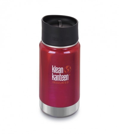Klean Kanteen Insulated Wide 355 ml, ROASTED PEPPER