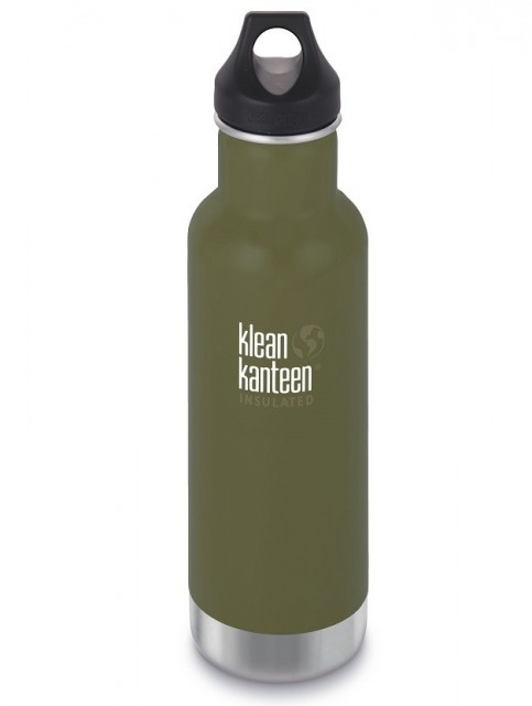 Klean Kanteen Insulated Classic 592 ml grønn, Fresh Pine